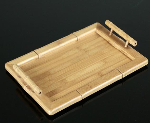 baki bambu kotak
