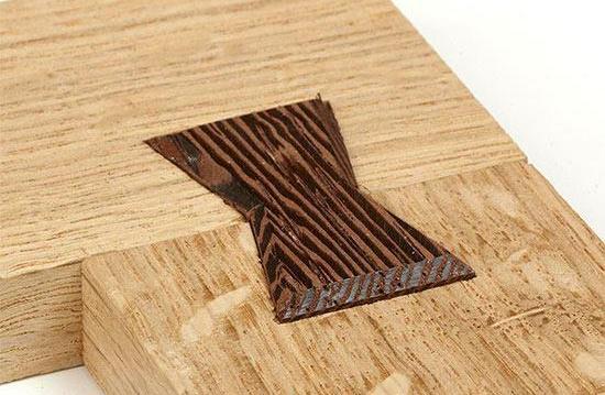 sambungan kayu