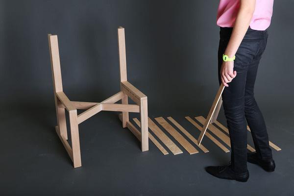 membuat kursi