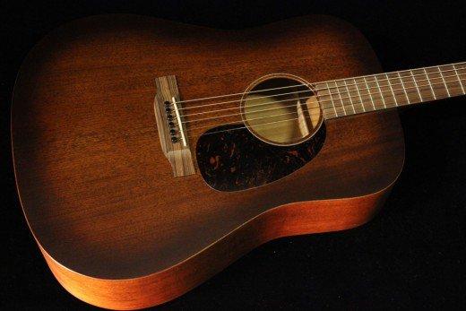gitar mahoni
