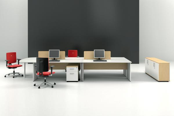 meja karyawan kantor