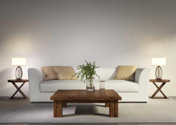 meja sofa